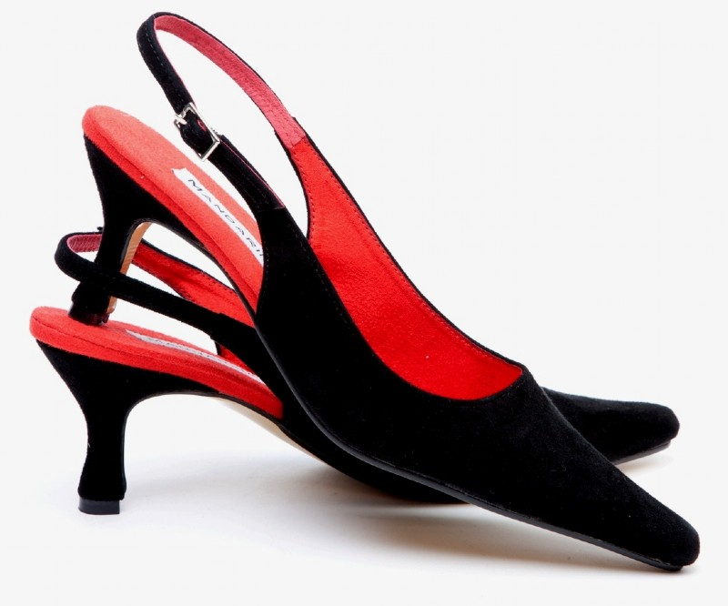 Zeitlose Schuharten: Slingbacks im Überblick