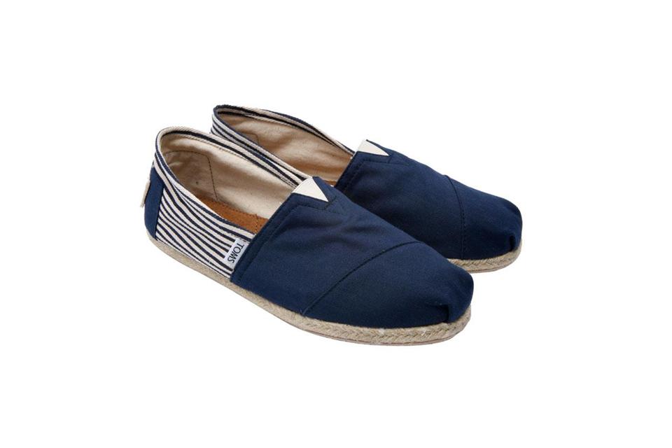 Die stylishe Schuharten Espadrilles im Überblick