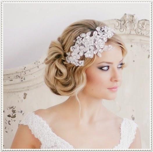 Die beliebte Braut Make-up 2014