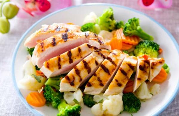 Die Gesundheit und das Abnehmen