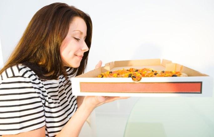 Der Hunger und das Abnehmen